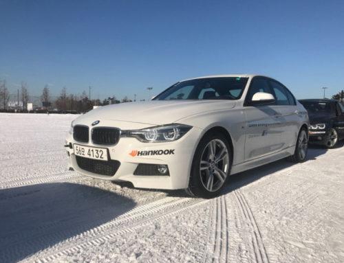 겨울운전 '윈터 타이어'가 중요하다