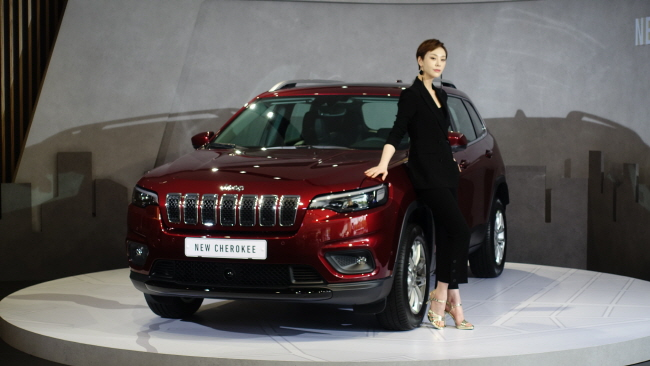 지프, 중형 SUV 뉴 체로키 출시 가격 4,490만 원 부터