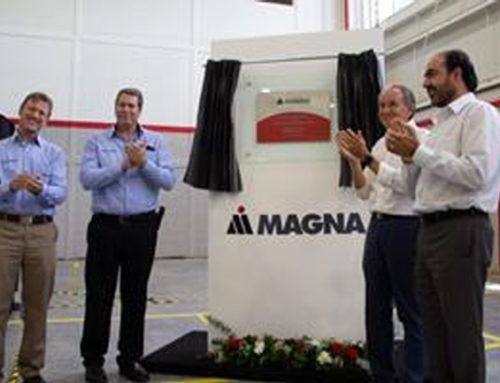 마그나, 멕시코에 차체 공장 설립