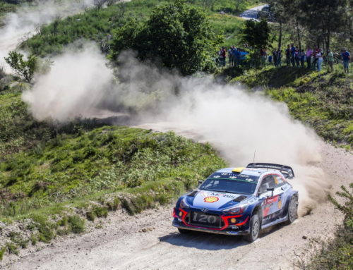 현대차 월드랠리팀, 2018 WRC 시즌 두 번쨰 우승