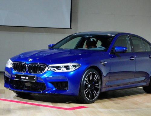 BMW, 고성능 스포츠 세단 M5 출시 1억 4,690만 원