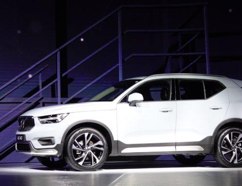 볼보의 첫 컴팩트 SUV, 더 뉴 XC40 한국 출시