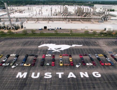 포드 머스탱, 1천만대 생산돌파