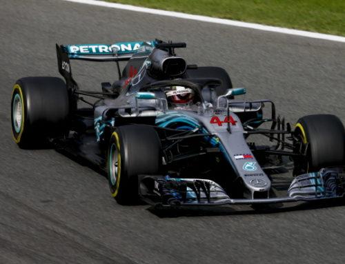 메르세데스 AMG 모터스포츠팀, 2018 F1 이탈리아 그랑프리 우승