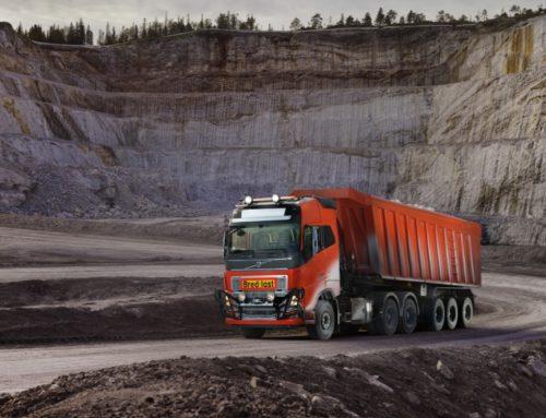 볼보트럭, 노르웨이 브로노이 칼크와 자율주행 운송 솔루션 계약 체결