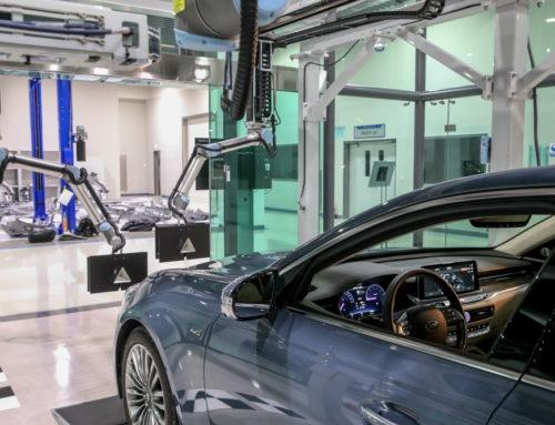 현대기아차, 전장 집중검사 시스템 세계 최초 개발