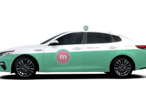 신개념 택시 전문 브랜드 마카롱 12월 출시