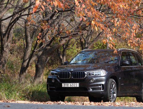 BMW X5 x드라이브 40e i 퍼포먼스, 팔색조의 여유
