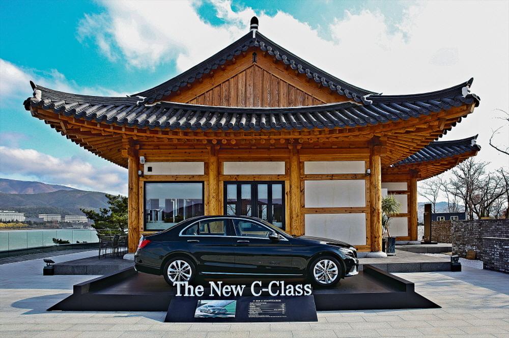 벤츠, 최신 디젤엔진 탑재한 더 뉴 C220d 출시 5,520만원