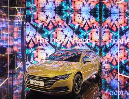 폭스바겐, 연말까지 임시운영하는 디 아테온 오픈