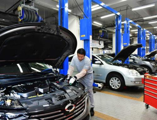 르노삼성차, 국내 자동차 서비스센터 소비자 만족도 조사 1위