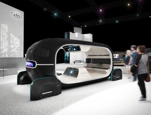 [2019 CES] 기아차, 실시간 감정반응 차량제어 시스템 세계 최초 공개