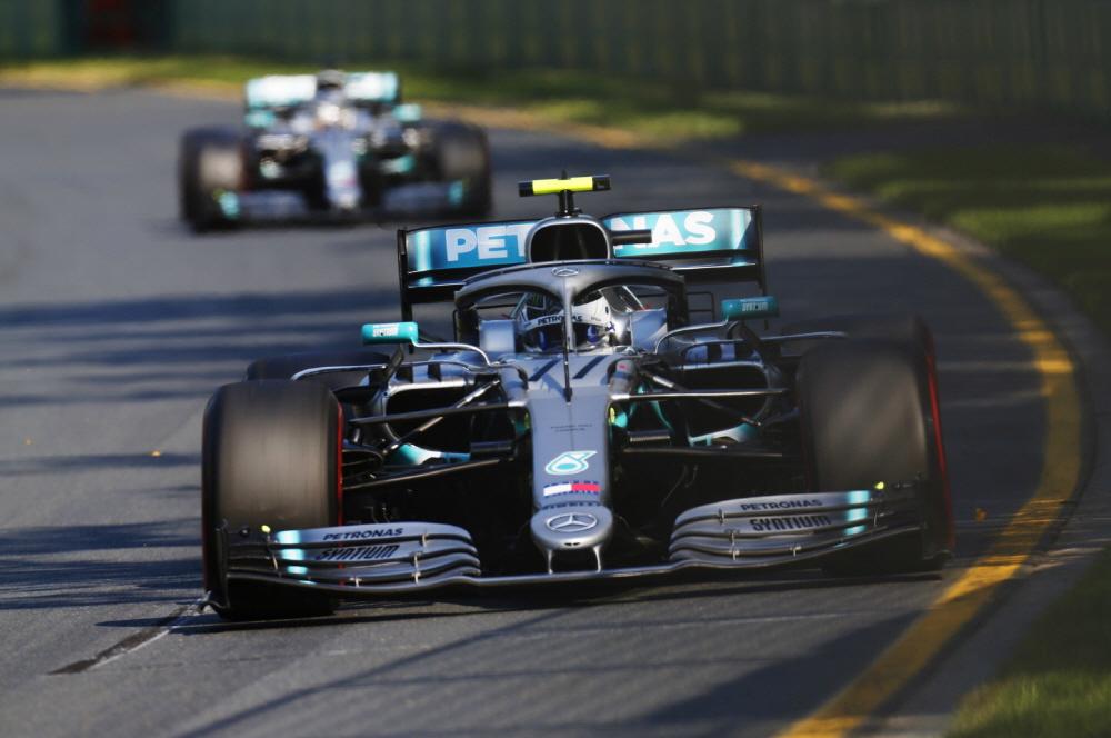 메르세데스 AMG 모터스포츠팀, 2019 F1 호주 그랑프리 우승