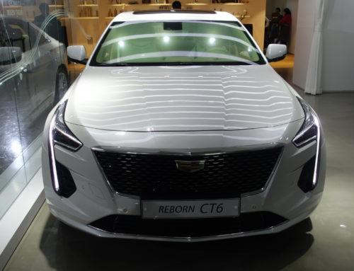캐딜락, 기술적인 발전을 이뤄낸 REBOEN CT6 출시 8,880만 원 부터