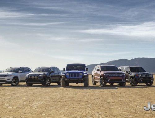 지프, 4월 수입 SUV 판매량 집계서 `2위`