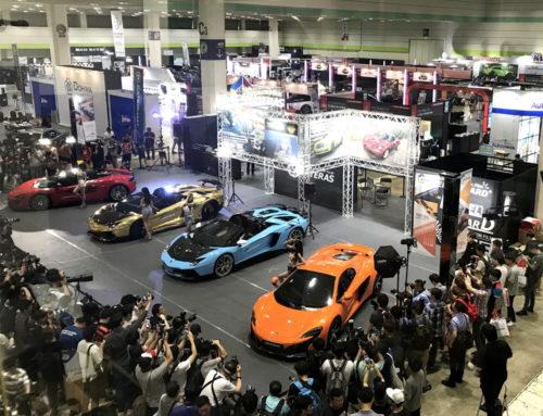 자동차 튜닝 축제 `오토살롱위크` 10월 킨텍스서 개막