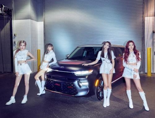 기아차, K-POP 대세 `블랙핑크`와 북미 시장 공략