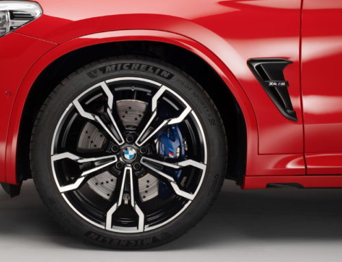 미쉐린 `파일롯 스포츠 4S`, BMW `뉴 X3 M·X4 M`에 장착