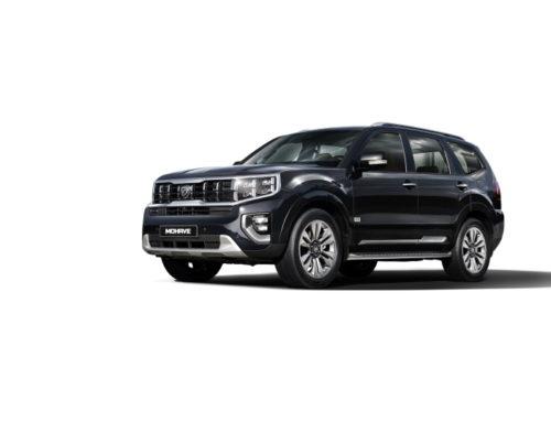 기아차, 프리미엄 대형 SUV 모하비 더 마스터 출시 4,700만 원 부터