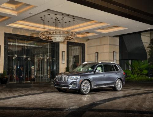 BMW X7에 가솔린 엔진 추가