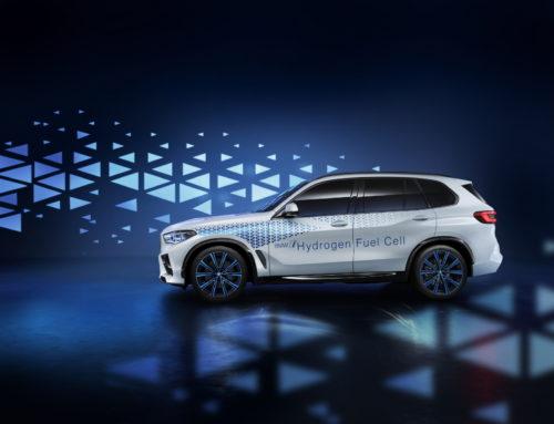 [2019 IAA] BMW, i하이드로젠 넥스트 공개