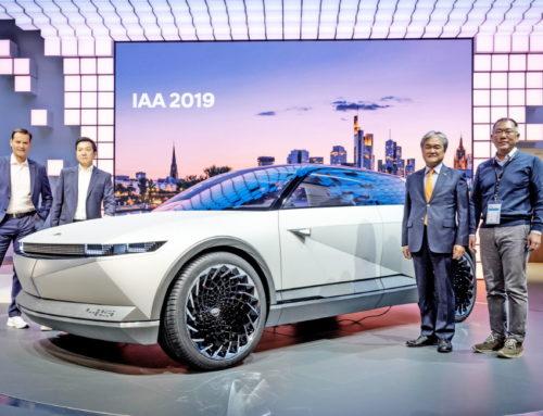 [2019 IAA] 현대차, EV45 컨셉카 공개