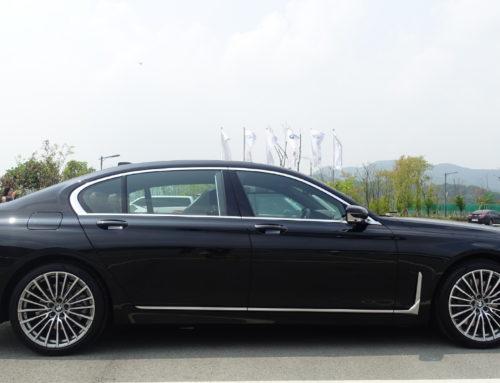 프리미엄에 친환경을 더한 BMW 745Le와 i8 로드스터