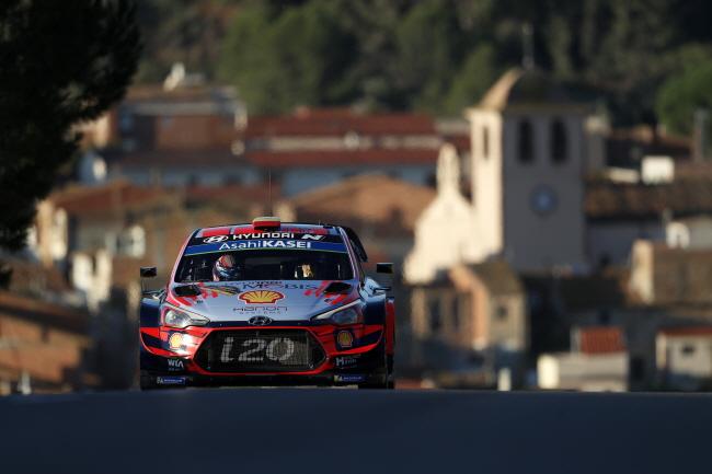 현대차 월드 랠리팀, 2019 WRC 시즌 네번째 우승