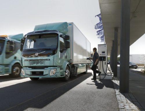 볼보트럭, FL, FE 일렉트릭 유럽 판매 발표