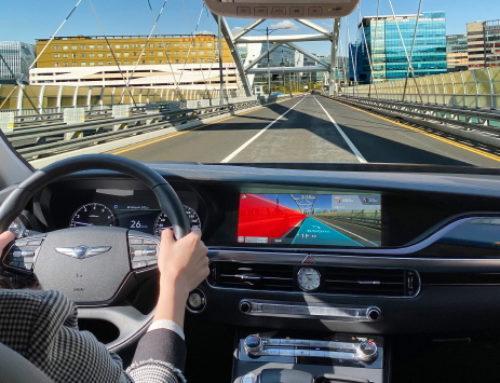현대차그룹, 증강현실 길 안내 내비게이션과 차량 내 간편결제 시스템 개발