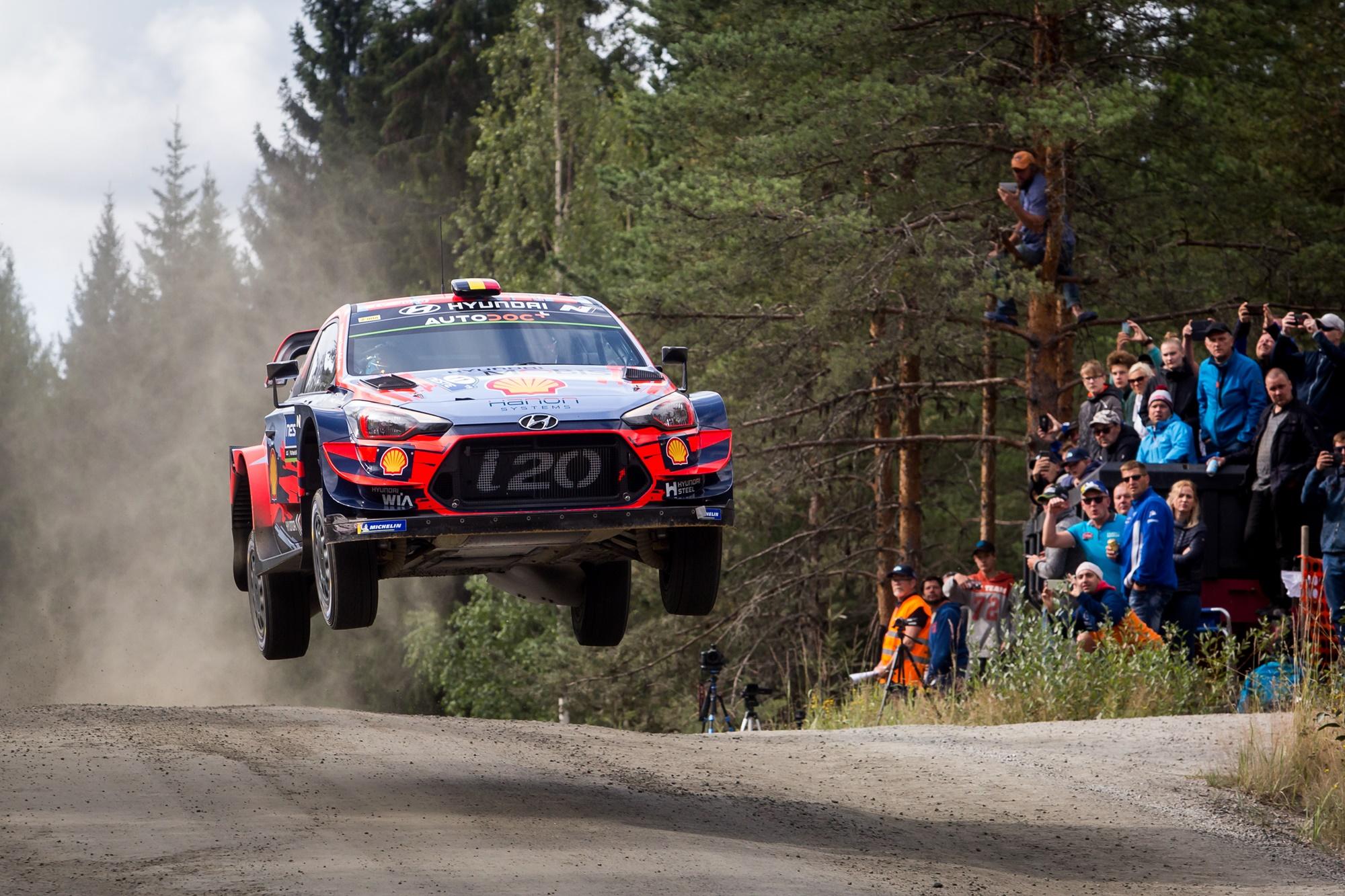 현대차, 토요타 누르고 WRC 제조사 부문 우승