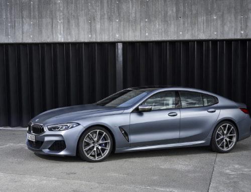 자동차기자협회 12월의 차, BMW 8시리즈
