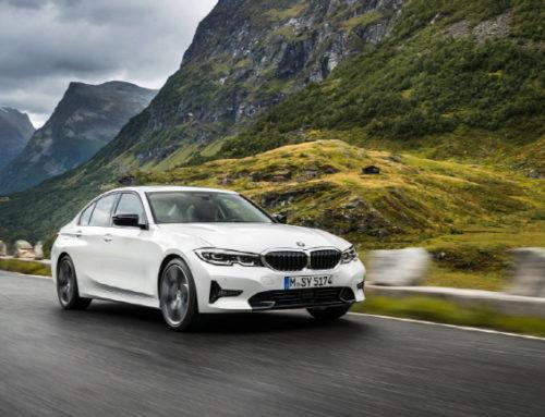 BMW 320d, 국토부 실시 올해의 안전한 차