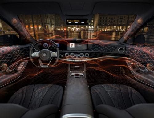 [CES 2020] 콘티넨탈-젠하이저, 스피커 없는 차량 오디오 시스템 공개