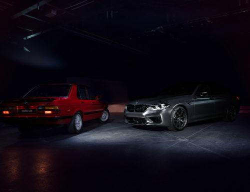 BMW, M5 컴패티션 35주년 에디션 출시 1억 6,900만 원