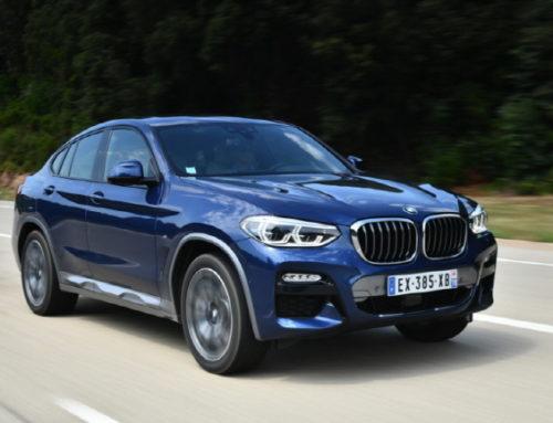 BMW, X3, X4에 2리터 가솔린 모델 추가