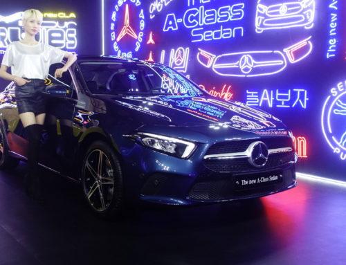 AMG A35 예약 판매 개시, 6,000만원