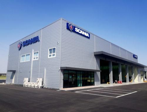 스카니아, 창원 서비스 센터 신규 오픈