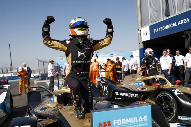 포뮬러 E 5라운드, DS 안토니오 펠릭스 다 코스타 우승