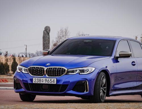 영민한 고성능 BMW M340i