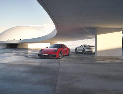 포르쉐 고유의 스포츠카 DNA, 신형 911 카레라 출시