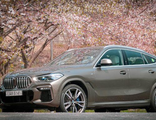 섹시한 고성능, BMW X6 M50d