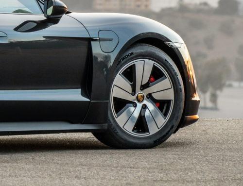 한국타이어, 포르쉐 타이칸에 전기차용 고성능 타이어 공급