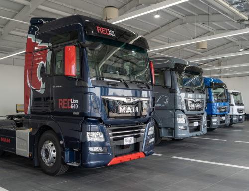 만트럭버스, 유로6D 모델 로드쇼 개최