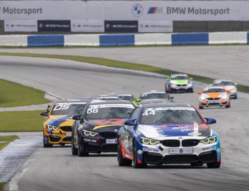 BMW, CJ 대한통운 슈퍼레이스 M클래스 2라운드 성료