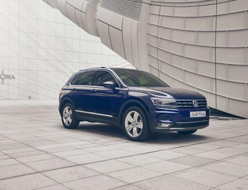 폭스바겐 티구안, 수입 SUV최초 국내 누적 판매 5만대 돌파