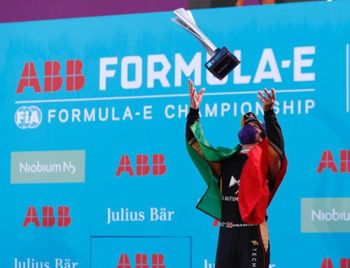DS 테치타, 포뮬러 E 6라운드 우승 2년 연속 더블 포디움 달성