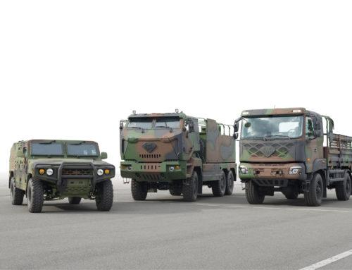 기아차, 차세대 군용차 플랫폼 개발로 미래군수사업 강화
