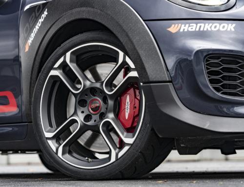 한국타이어, MINI 한정판 모델에 신차용 타이어 공급