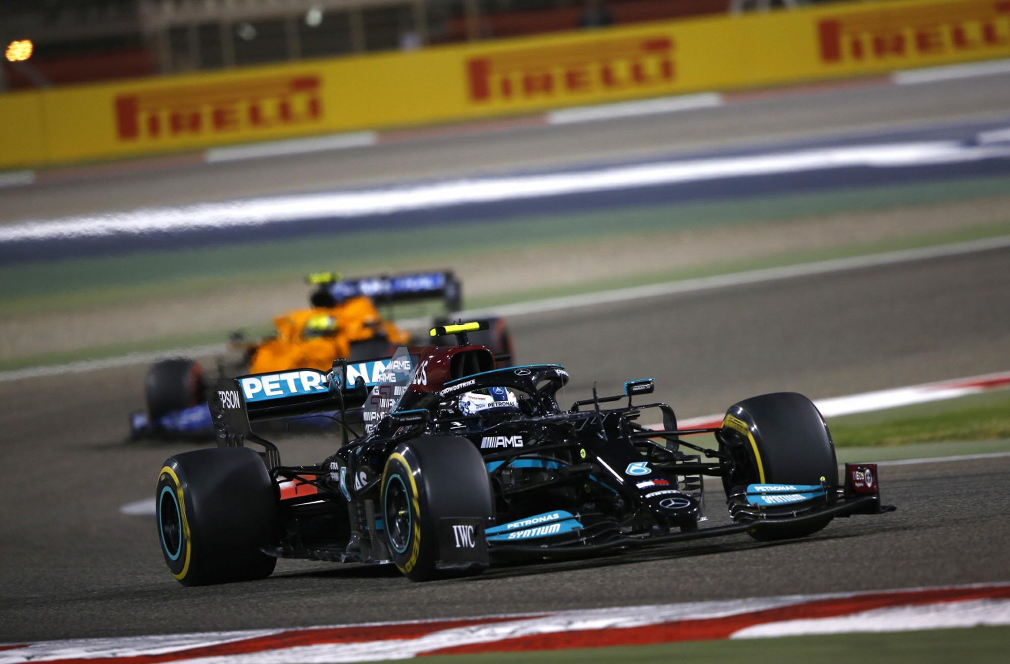 AMG 페트로나스 F1, 2021 월드챔피언십 개막전 바레인 그랑프리 우승